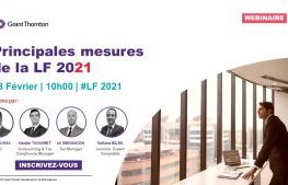 Webinaire « Les principales mesures de la #loi_de_finances »